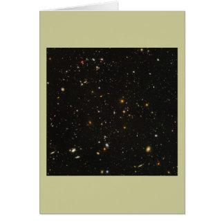 Galaxies Card