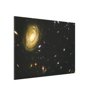 GALAXIES GALORE GALLERY WRAP CANVAS