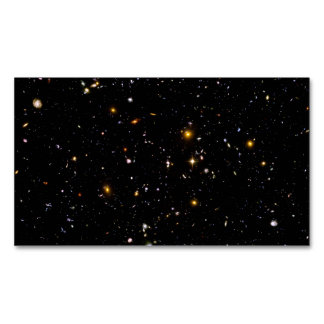 GALAXIES (outer space) ~.jpg Magnetic Business Cards