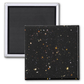GALAXIES (outer space) ~.jpg Square Magnet