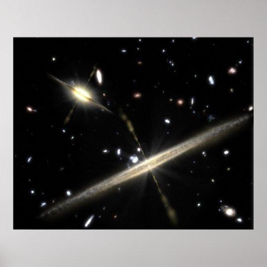 Galaxies Poster