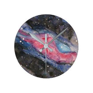 Galaxis Wall Clock