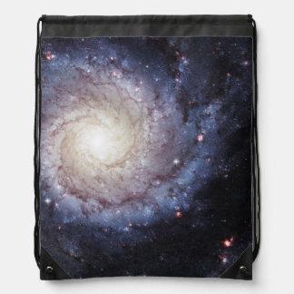 Galaxy 221 drawstring bag