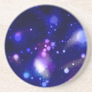 Galaxy 22 drink coasters