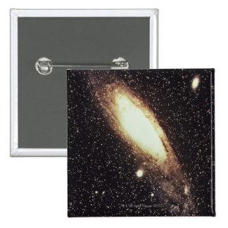 Galaxy 2 15 cm square badge