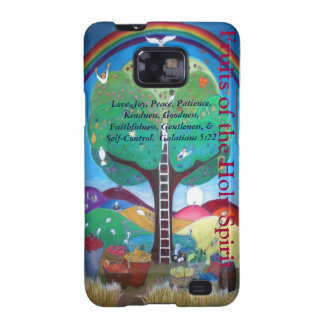 Galaxy 2s ATT Case - Fruits of the Holy Spirit Galaxy S2 Covers