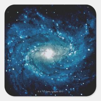 Galaxy 3 square sticker