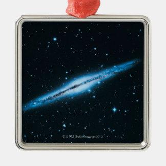 Galaxy 4 christmas ornament