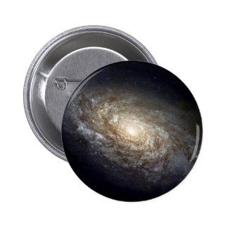 Galaxy 6 Cm Round Badge