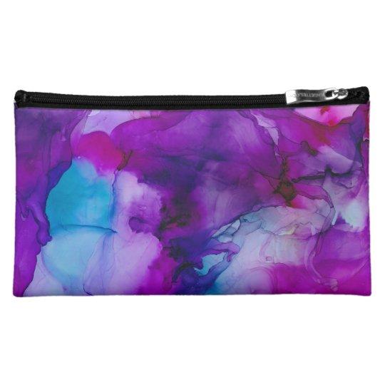 Galaxy Abstract Makeup Bag