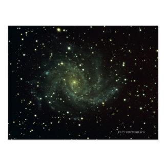 Galaxy and Stars Postcards