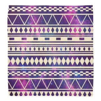 Galaxy andes aztec bandana