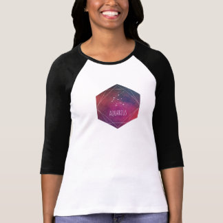 Galaxy Aquarius T-Shirt