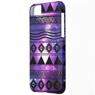 Galaxy Aztec Pattern iPhone 5C Case