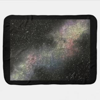 Galaxy Baby Blanket