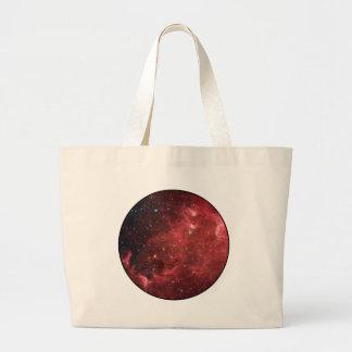 Galaxy Canvas Bag