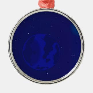 Galaxy Blur Christmas Ornament