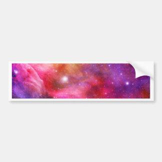 Galaxy Bumper Sticker