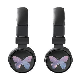 Galaxy Butterfly Headphones