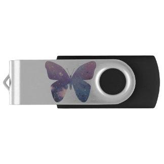 Galaxy Butterfly USB Flash Drive