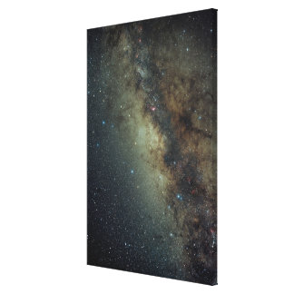 Galaxy Stretched Canvas Prints