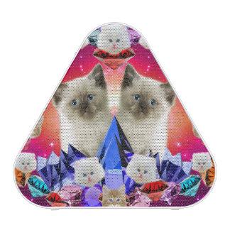 galaxy cat in diamond