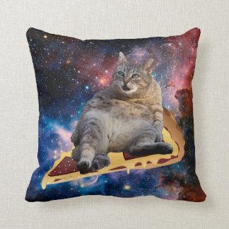 Galaxy Cat Pillow