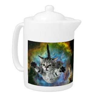 Galaxy Cat Universe Kitten Launch