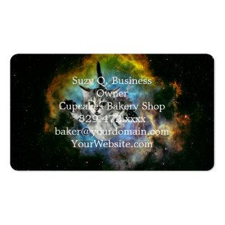 Galaxy Cat Universe Kitten Launch Pack Of Standard Business Cards