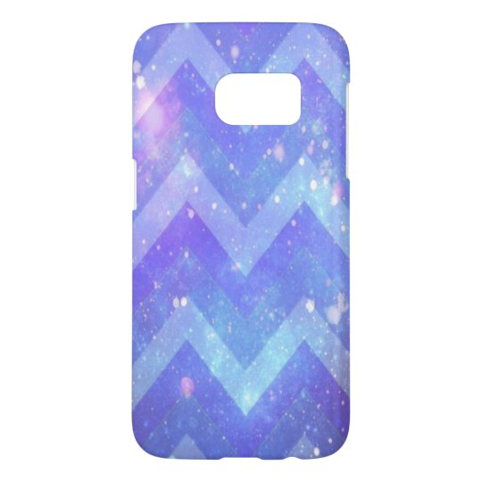 Galaxy Chevron Samsung Galaxy S7 Phone Case