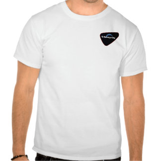 Galaxy City Blue Crescent Patch Shirt