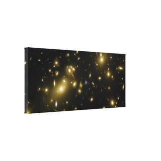 Galaxy Cluster 2 Stretched Canvas Prints