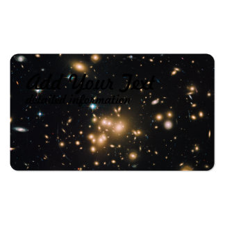 Galaxy Cluster Abell 1689 Business Cards