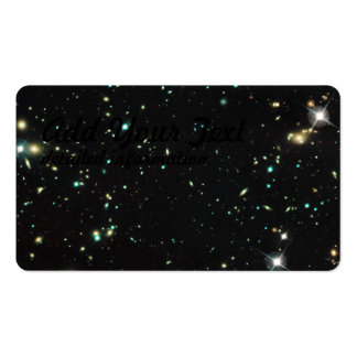 Galaxy Cluster Abell 520 (CFHT and HST) Pack Of Standard Business Cards