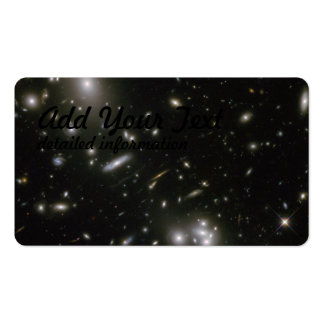Galaxy Cluster Abell 68 Pack Of Standard Business Cards