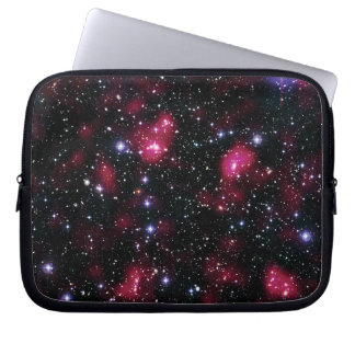 Galaxy Cluster Abell 901/902 Computer Sleeve