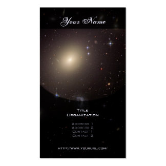 Galaxy Cluster Abell S0740 Pack Of Standard Business Cards