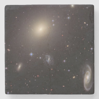 Galaxy Cluster Abell S0740 Stone Beverage Coaster