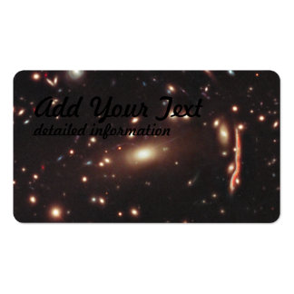Galaxy Cluster MACS 1206 Pack Of Standard Business Cards