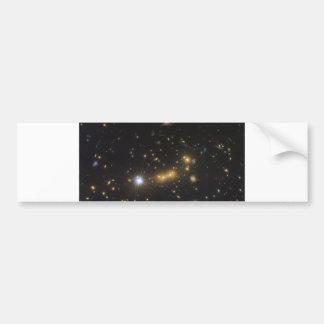 Galaxy Cluster MACS J0647 Bumper Stickers