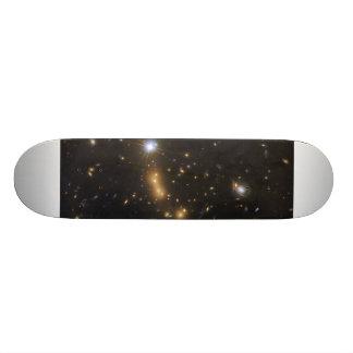 Galaxy Cluster MACS J0647 Skateboard
