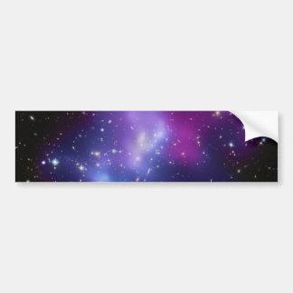 Galaxy Cluster MACS J0717 Bumper Sticker