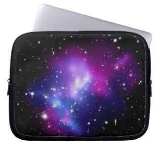 Galaxy Cluster MACS J0717 Computer Sleeve