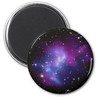 Galaxy Cluster MACS J0717 Magnet