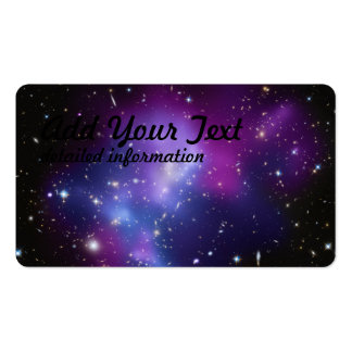 Galaxy Cluster MACS J0717 Pack Of Standard Business Cards