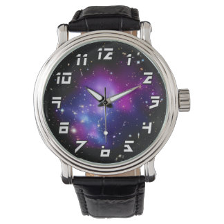 Galaxy Cluster MACS J0717 Wristwatches