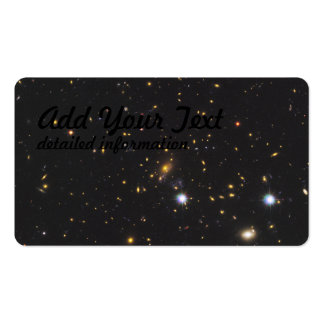Galaxy Cluster MACS J1149+2223 Pack Of Standard Business Cards