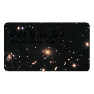 Galaxy Cluster MACS J1720.2+3536 Pack Of Standard Business Cards