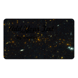 Galaxy Cluster MS1054-03.ai Pack Of Standard Business Cards