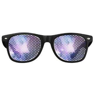 Galaxy Cosmos Party Glasses